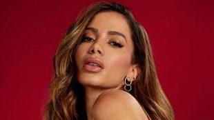 Anitta aparece pela 1ª vez na parada Billboard, principal dos EUA
