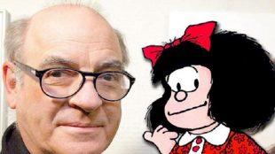 Joaquín Salvador, cartunista criador de Mafalda, morre aos 88 anos