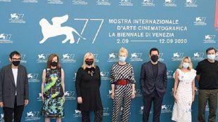 Festival Internacional de Cinema de Veneza está sendo realizado na Itália