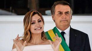Detonautas pode receber processo de Michelle Bolsonaro após música