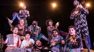 Musical 'Jacksons do Pandeiro' fará estreia on-line