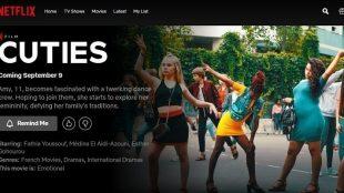 Netflix é acusada de hipersexualizar crianças em filme