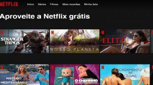 Netflix lança site com filmes e séries de graça; Confira os títulos