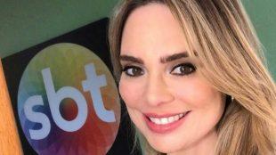 Rachel Sheherazade não terá contrato renovado com o SBT