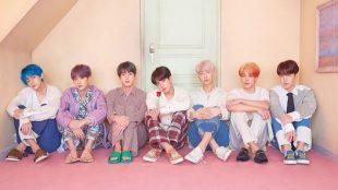 Pré-venda do documentário de BTS lidera ranking de vendas