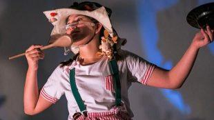 Atriz mirim Clarah Passos integra o elenco de 'João e Maria – O Musical'