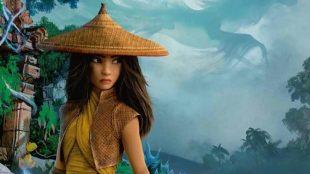 Disney libera trailer de sua nova animação 'Raya e o Último Dragão'