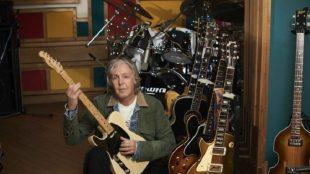Paul McCartney anuncia que irá lançar álbum gravado na quarentena