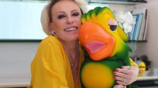 Ana Maria Braga volta a apresentar o 'Mais Você'