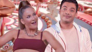 Em novo single, Claudia Leitte faz parceria com Wesley Safadão