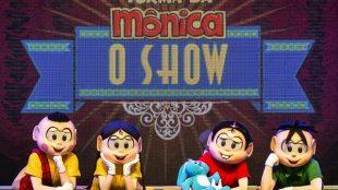 Espetáculo 'Turma da Mônica - O Show' será online e gratuito