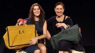 Ao lado da filha, Lilia Cabral realiza sessão gratuita de 'A Lista'