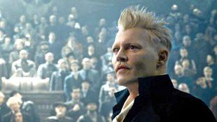 Johnny Depp informa que deixou a Franquia Animais Fantásticos