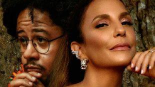 Ivete Sangalo e Emicida lançam 'Mulheres Não Têm Que Chorar'