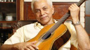 Globoplay exibe live para celebrar carreira de Paulinho da Viola