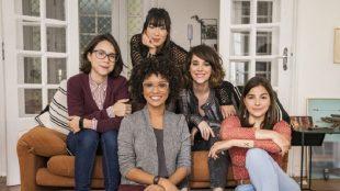 Personagens de 'Malhação' encaram vida adulta em 'As Five'