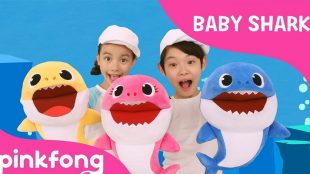 Baby Shark é a música com o vídeo mais assistido do YouTube
