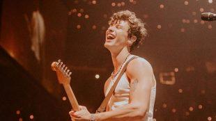 Netflix lança 'Live in Concert', filme sobre show de Shawn Mendes