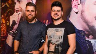 Zé Neto e Cristiano lançam o EP 'Voz e Violão'