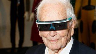 Aos 98 anos, morre Pierre Cardin, famoso estilista francês