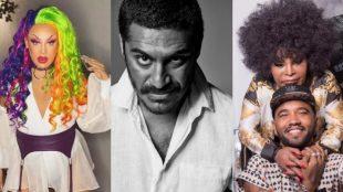 Elza Soares, Criolo e Gloria Groove realizam shows virtuais