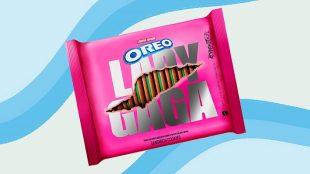 Oreo anuncia parceria com Lady Gaga e cria biscoito de 'Chromatica'