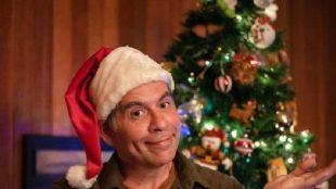 Leandro Hassum comemora sucesso de comédia natalina da Netflix