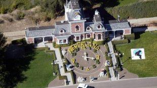 Imóvel de de Michael Jackson é vendido na Califórnia