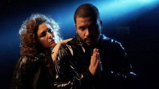 Projota e Maria Rita lançam clipe oficial para 'Vale Das Sombras'