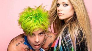 Em parceria com Mod Sun, Avril Lavigne lança nova música