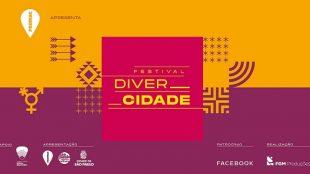 Festival DiverCidade será realizado gratuitamente e on-line