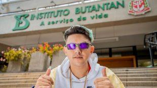 MC Fioti lança remix para 'Bum Bum Tam Tam' e fala sobre a vacina