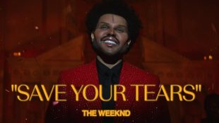 The Weeknd lança clipe para a música 'Save Your Tear'