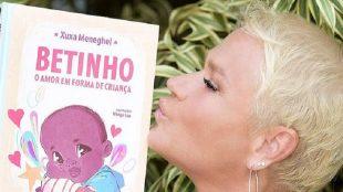 Xuxa lança livro infantil e fala sobre novos projetos