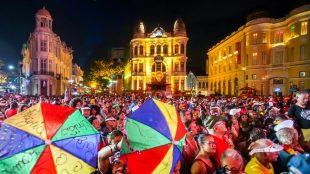 Em Pernambuco, feriado de carnaval é suspenso devido à pandemia