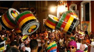 Olodum informa que realizará live de carnaval
