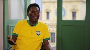 Netflix libera teaser oficial para 'Pelé'
