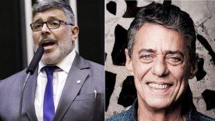 Alexandre Frota deve pagar indenização a Chico Buarque