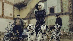 Emma Stone viraliza na web após aparecer como Cruella de Vil