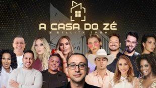 Lucas Guimarães, Frank Aguiar e Carla Prata estão em novo reality