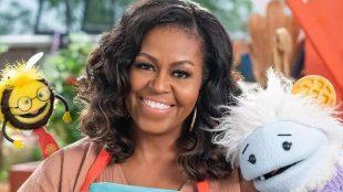 Michelle Obama vai protagonizar uma série infantil na Netflix