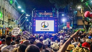 Olodum informa que a live de carnaval está cancelada
