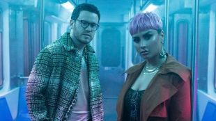 Demi Lovato e Sam Fischer lançam parceria