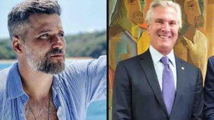 Bruno Gagliasso vira assunto na web após discutir com Collor