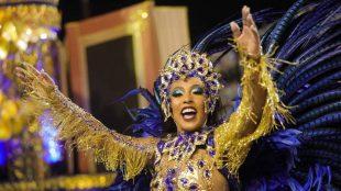 TV Globo vai exibir desfiles dos carnavais do Rio e São Paulo