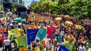 Carnaval de São Paulo será on-line e inicia nesta sexta-feira (12)