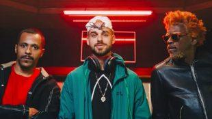 Seu Jorge, Black Alien e Papatinho lançam parceria