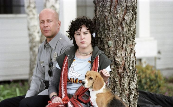 Bruce Willis e Rumer Willis