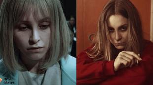 Carla Diaz surpreende nas primeiras imagens do filme 'A Menina que Matou os Pais'