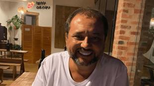 Após 22 dias internado com Covid-19, Geraldo Luís comemora alta hospitalar